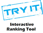 New Supplier Interactive Ranking Tool